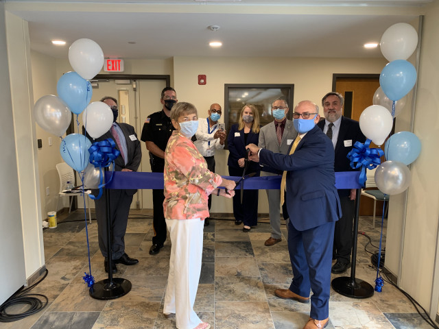JBRC celebrates the grand opening of its new Residential Treatment Facility in Mays Landing