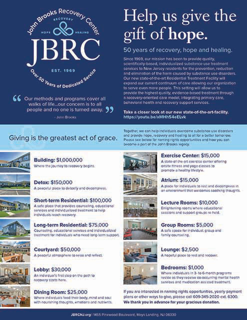 JBRC Appeal for Mays Landing Naming Rights
