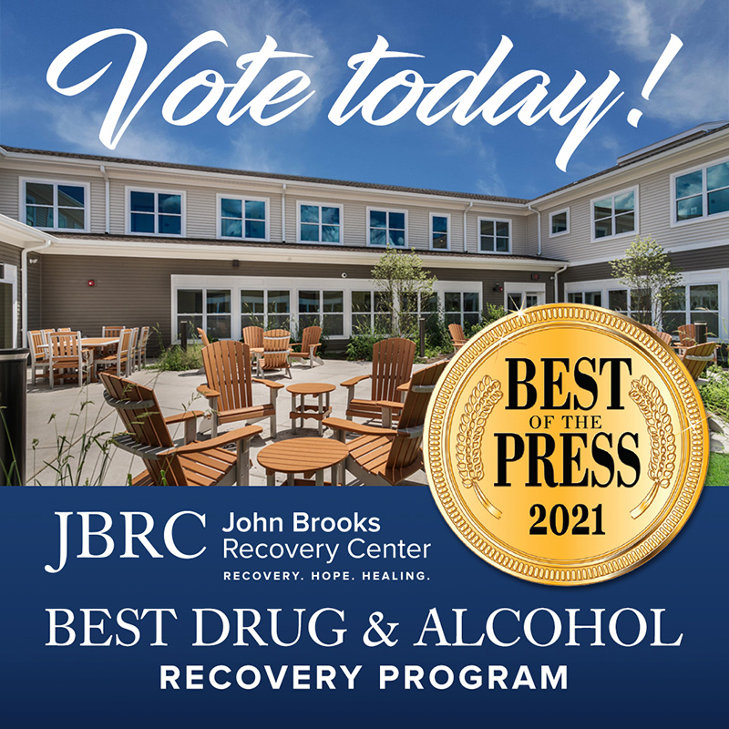 Best of the Press 2021 - Best Drug and Alcohol Recovery Program - Vote Today